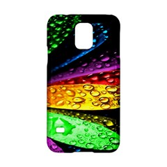 Abstract Flower Samsung Galaxy S5 Hardshell Case