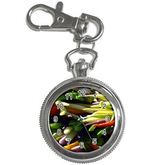 Bright Peppers Key Chain Watches