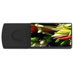 Bright Peppers USB Flash Drive Rectangular (2 GB)