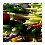 Bright Peppers Medium Glasses Cloth (2-Side) Front