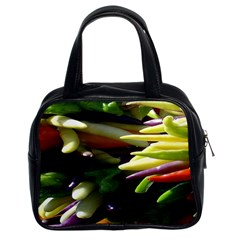 Bright Peppers Classic Handbags (2 Sides)