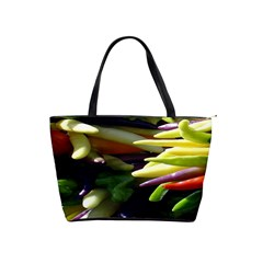 Bright Peppers Shoulder Handbags