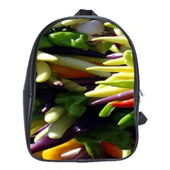 Bright Peppers School Bags(large)