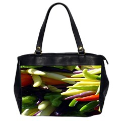 Bright Peppers Office Handbags (2 Sides)