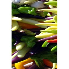 Bright Peppers 5 5  X 8 5  Notebooks