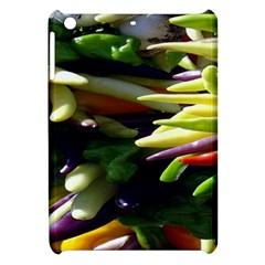 Bright Peppers Apple Ipad Mini Hardshell Case