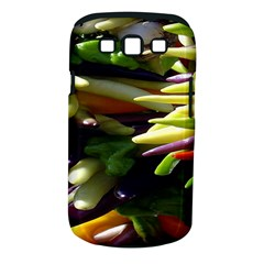 Bright Peppers Samsung Galaxy S III Classic Hardshell Case (PC+Silicone)
