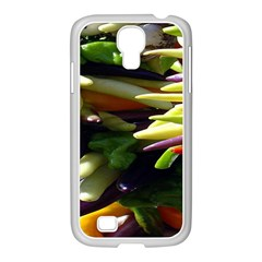 Bright Peppers Samsung Galaxy S4 I9500/ I9505 Case (white)
