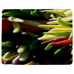 Bright Peppers Jigsaw Puzzle Photo Stand (Rectangular)