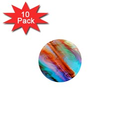 Cool Design 1  Mini Magnet (10 pack)