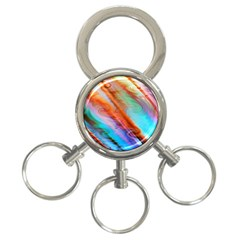 Cool Design 3-Ring Key Chains