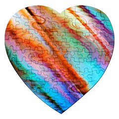 Cool Design Jigsaw Puzzle (heart)