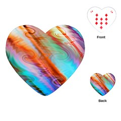 Cool Design Playing Cards (heart)