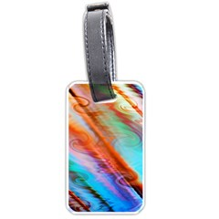 Cool Design Luggage Tags (Two Sides)
