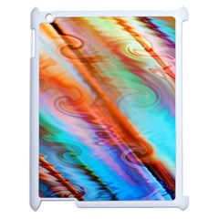 Cool Design Apple iPad 2 Case (White)