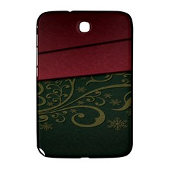 Beautiful Floral Textured Samsung Galaxy Note 8 0 N5100 Hardshell Case