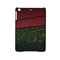 Beautiful Floral Textured iPad Mini 2 Hardshell Cases