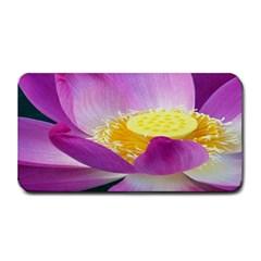 Pink Lotus Flower Medium Bar Mats