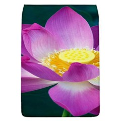 Pink Lotus Flower Flap Covers (L)