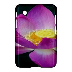 Pink Lotus Flower Samsung Galaxy Tab 2 (7 ) P3100 Hardshell Case