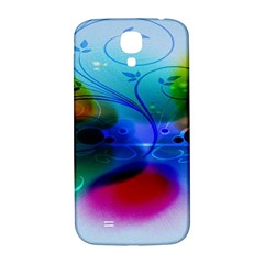 Abstract Color Plants Samsung Galaxy S4 I9500/I9505  Hardshell Back Case