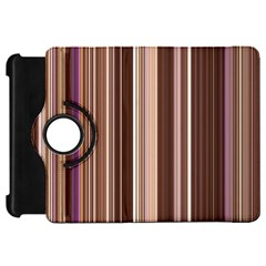 Brown Vertical Stripes Kindle Fire Hd 7