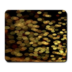 Blurry Sparks Large Mousepads