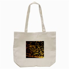 Blurry Sparks Tote Bag (Cream)