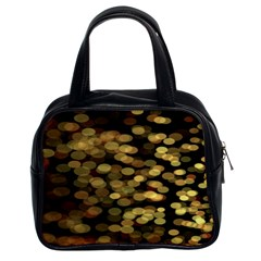 Blurry Sparks Classic Handbags (2 Sides)