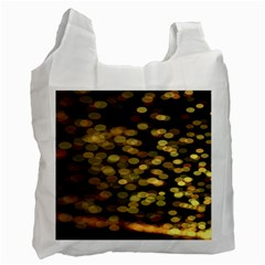 Blurry Sparks Recycle Bag (Two Side)
