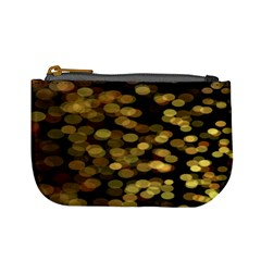 Blurry Sparks Mini Coin Purses