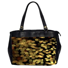 Blurry Sparks Office Handbags (2 Sides)