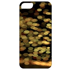 Blurry Sparks Apple iPhone 5 Classic Hardshell Case