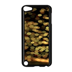 Blurry Sparks Apple iPod Touch 5 Case (Black)