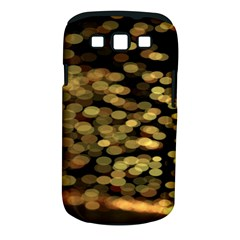 Blurry Sparks Samsung Galaxy S III Classic Hardshell Case (PC+Silicone)