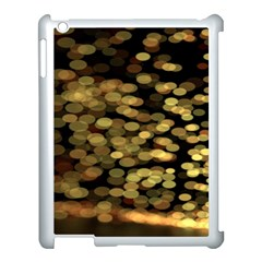 Blurry Sparks Apple Ipad 3/4 Case (white)