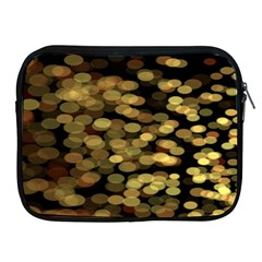 Blurry Sparks Apple iPad 2/3/4 Zipper Cases