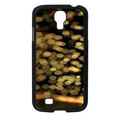 Blurry Sparks Samsung Galaxy S4 I9500/ I9505 Case (black)
