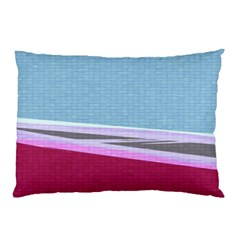Cracked Tile Pillow Case (Two Sides)