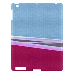 Cracked Tile Apple Ipad 3/4 Hardshell Case