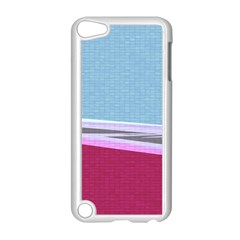 Cracked Tile Apple iPod Touch 5 Case (White)