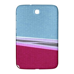 Cracked Tile Samsung Galaxy Note 8 0 N5100 Hardshell Case