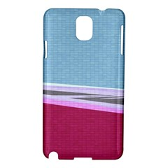Cracked Tile Samsung Galaxy Note 3 N9005 Hardshell Case
