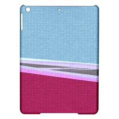 Cracked Tile iPad Air Hardshell Cases