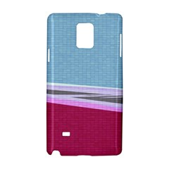 Cracked Tile Samsung Galaxy Note 4 Hardshell Case