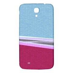 Cracked Tile Samsung Galaxy Mega I9200 Hardshell Back Case
