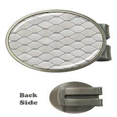 Roof Texture Money Clips (oval)