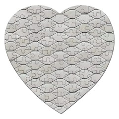 Roof Texture Jigsaw Puzzle (Heart)
