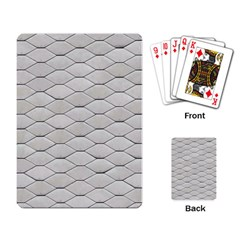 Roof Texture Playing Card