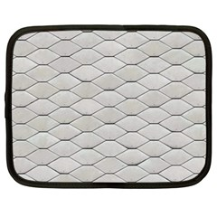 Roof Texture Netbook Case (Large)